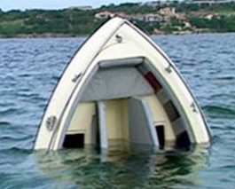 Boat Insurance and Rocky Waters